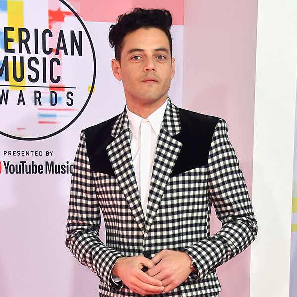 Rami Malek, 2018 American Music Awards, 2018 AMAs
