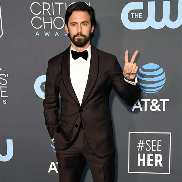 Milo Ventimiglia, 2019 Critics' Choice Awards
