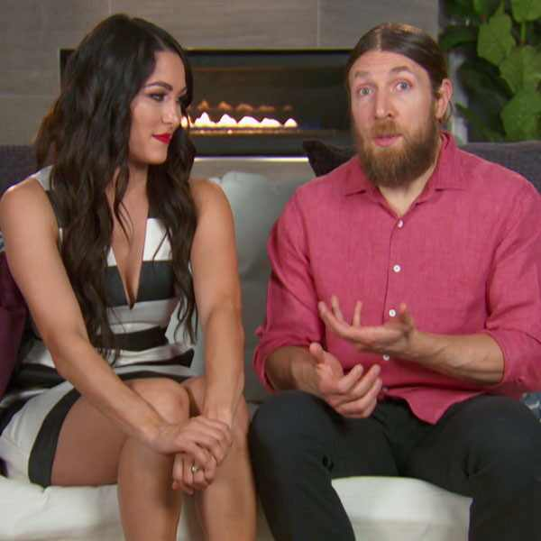 Daniel Bryan, Brie Bella, Total Bellas 402