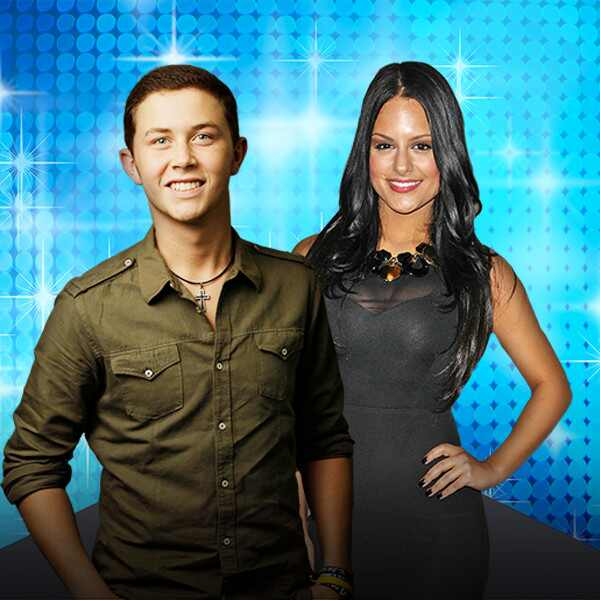 Americon Idols, Scotty McCreery, Diana DeGarmo, Ace Young, Pia Toscano