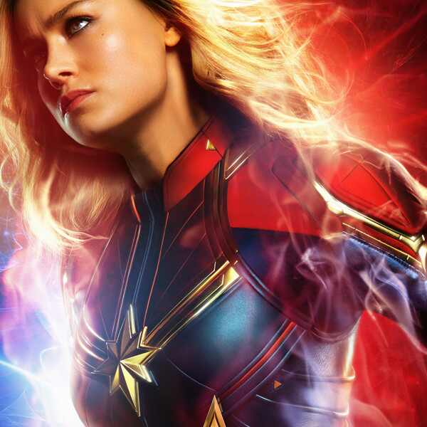 Captain Marvel, Movie Poster
