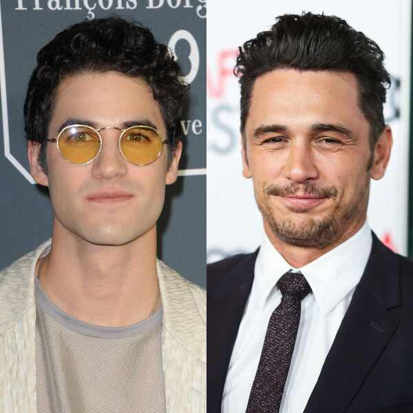 Darren Criss, James Franco