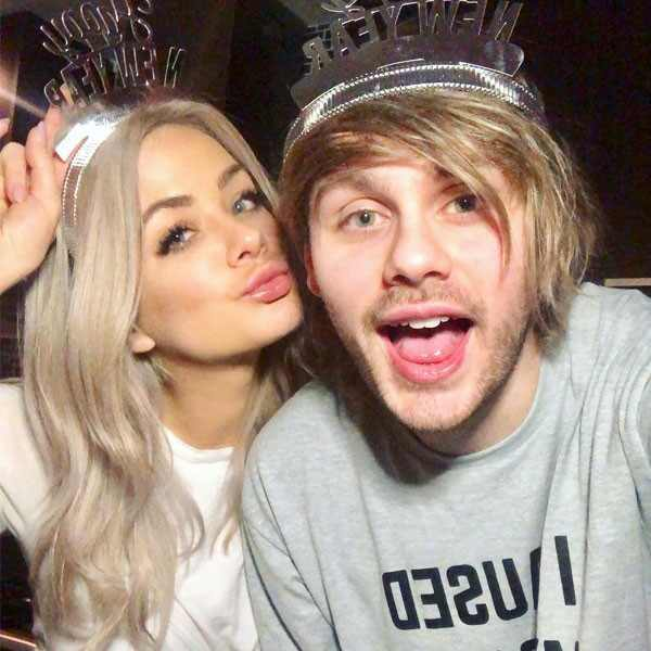 Michael Clifford, Crystal Leigh