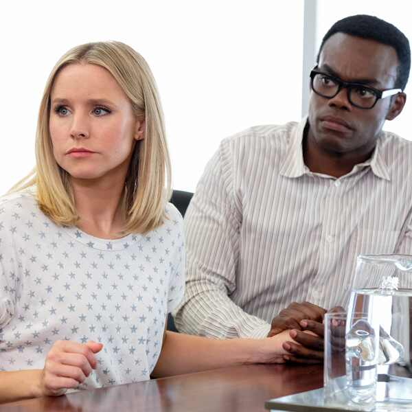 The Good Place, William Jackson Harper