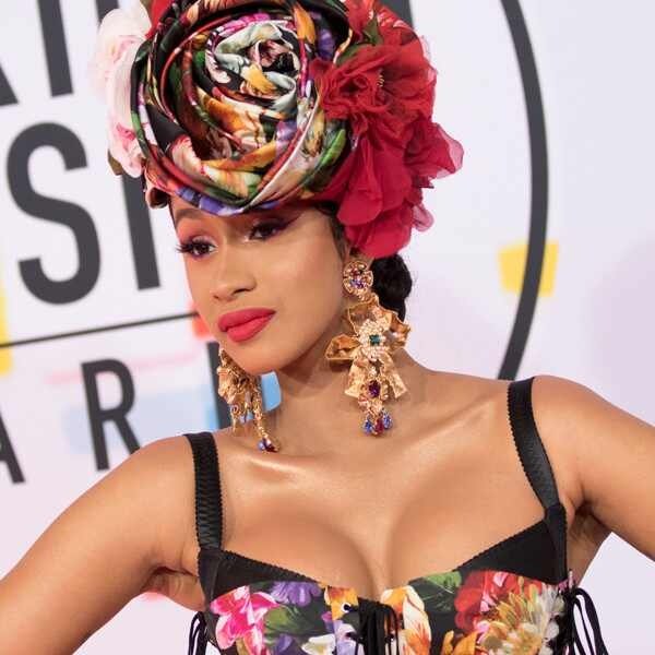 Cardi B, 2018 American Music Awards