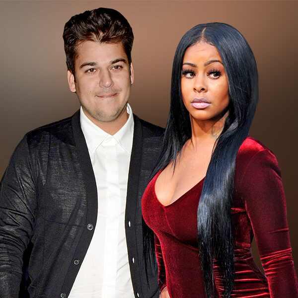 Rob Kardashian, Alexis Skyy