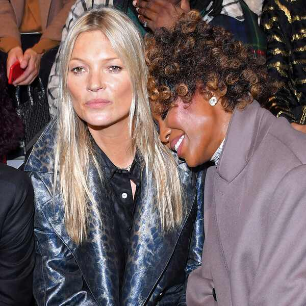 Kate Moss, Naomi Campbell, Paris Fashion Week 2019