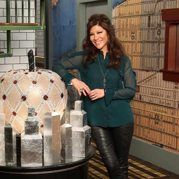 Big Brother Celebrity, Julie Chen