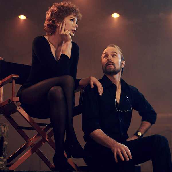 Fosse/Verdon, Michelle Williams, Sam Rockwell