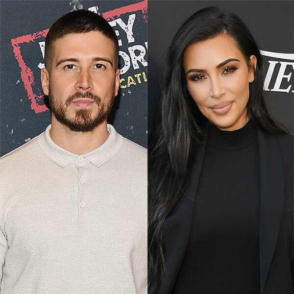 Vinny Guadagnino, Kim Kardashian, Mike The Situation Sorrentino