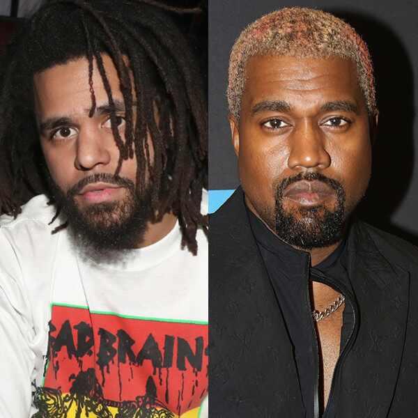 J. Cole, Kanye West