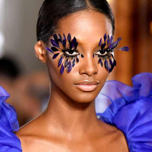 Fashion Week Beauty Looks