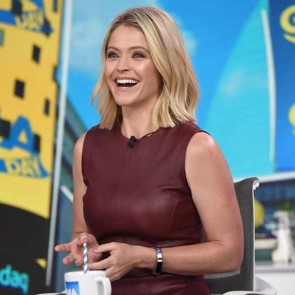 Sara Haines, Good Morning America, GMA