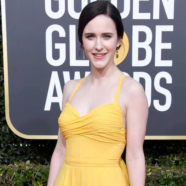 Rachel Brosnahan, 2019 Golden Globes, Golden Globe Awards, Red Carpet Fashions