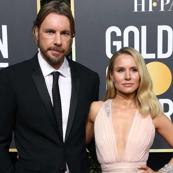 Dax Shepard, Kristen Bell, 2019 Golden Globes, Couples