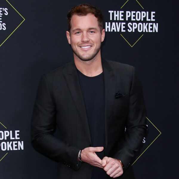 Colton Underwood, 2019 E! People's Choice Awards, Red Carpet Fashion