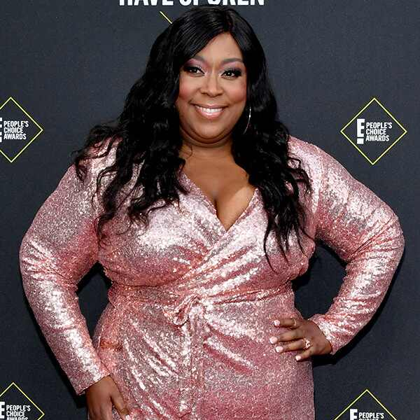 Loni Love, 2019 E! People's Choice Awards, Red Carpet Fashion