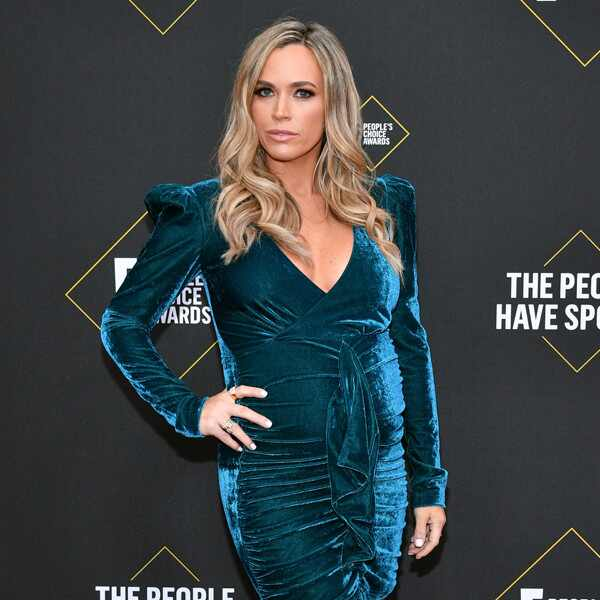 Teddi Jo Mellencamp, 2019 E! People's Choice Awards, Red Carpet Fashion