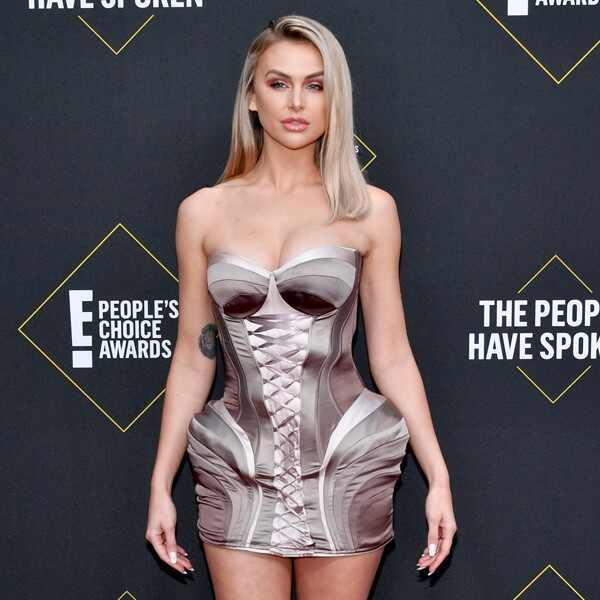 Lala Kent, 2019 E! People's Choice Awards, Red Carpet Fashion