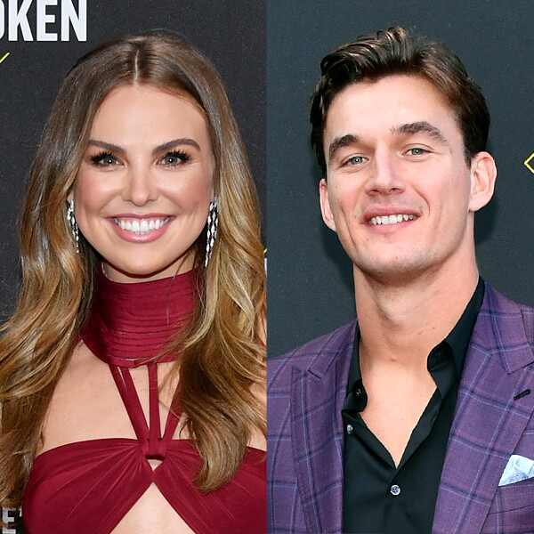 Hannah Brown, Tyler Cameron, 2019 PCAs, People's Choice Awards