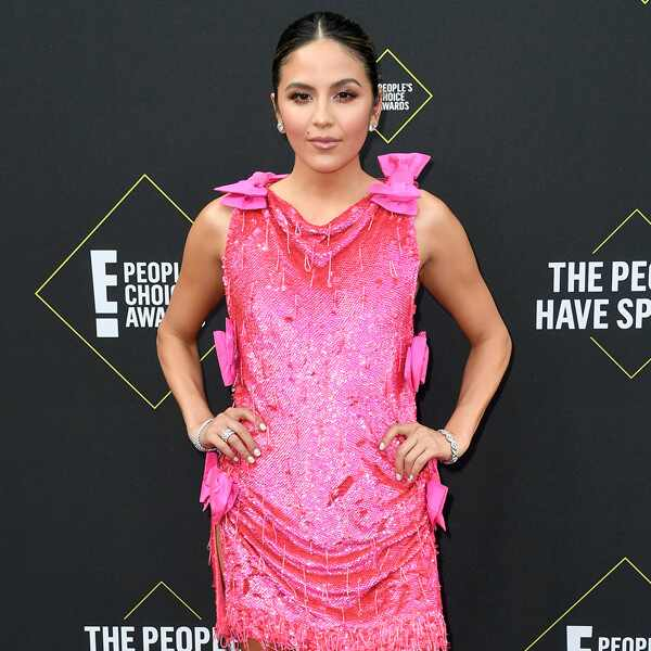 Erin Lim, 2019 E! People's Choice Awards, Red Carpet Fashion