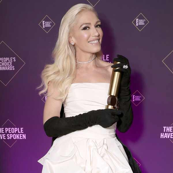Gwen Stefani, 2019 E! People's Choice Awards, Backstage
