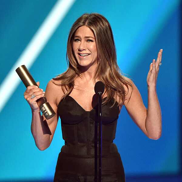 Jennifer Aniston, 2019 Peoples Choice Awards, 2019 PCAs, Winners