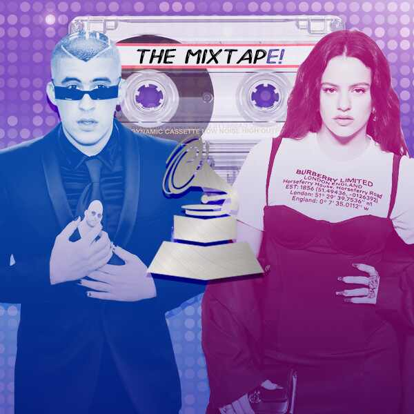 The MixtapE!, Bad Bunny, Rosalia, Latin Grammy Awards