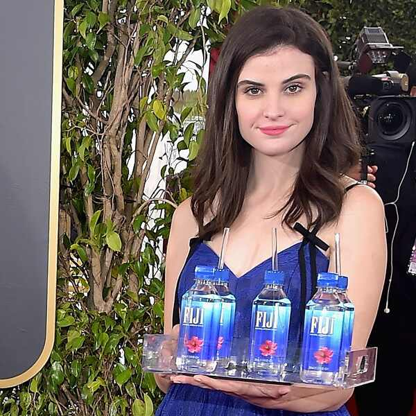 Kelleth Cuthbert, FIJI Water girl