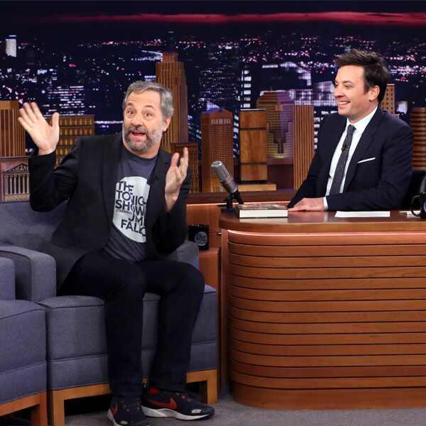 Judd Apatow, Jimmy Fallon, The Tonight Show