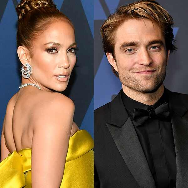 Jennifer Lopez, Robert Pattinson