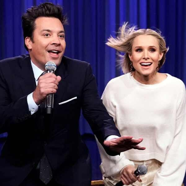 Kristen Bell, The Tonight Show Starring Jimmy Fallon 2019