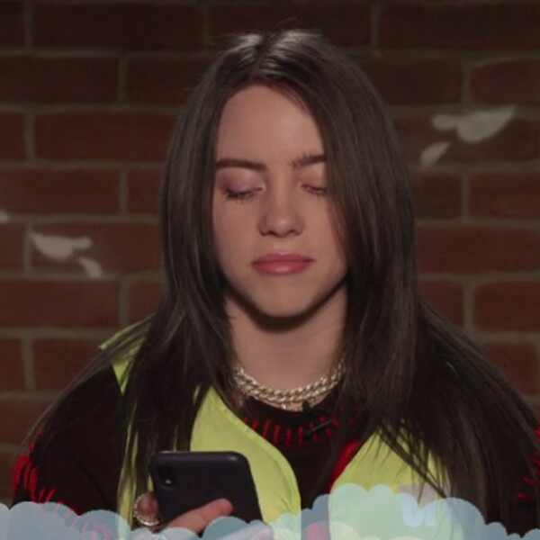 Billie Eilish, Jimmy Kimmel Live, Mean Tweets