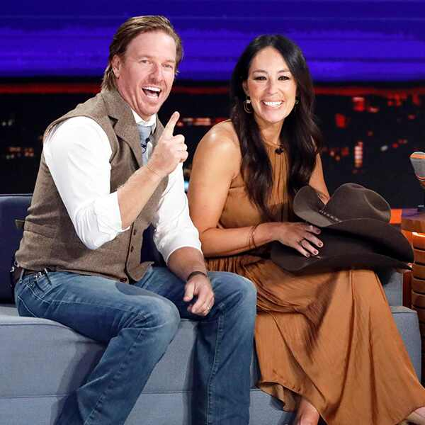 Chip Gaines, Joanna Gaines, Jimmy Fallon
