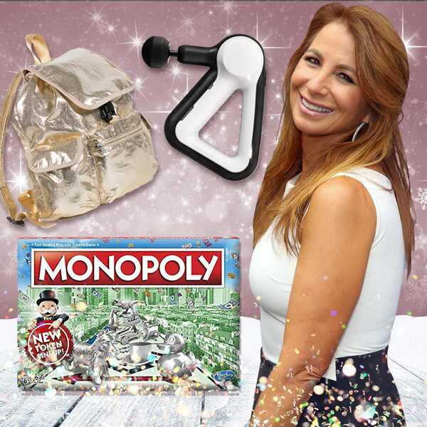 E-Comm: Jill Zarin, Holiday Gift Guide