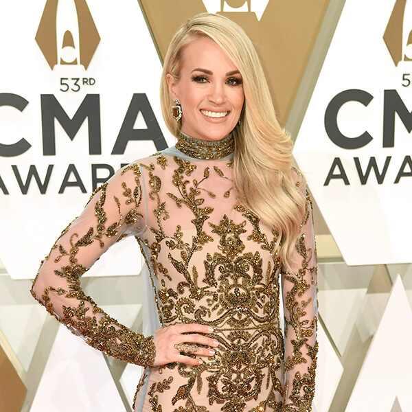 Carrie Underwood, 2019 CMA Awards, Fashion