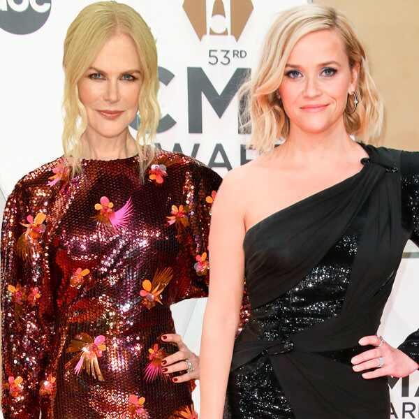 Nicole Kidman, Reese Witherspoon, 2019 CMA Awards