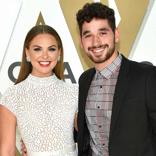 Hannah Brown, Alan Bersten, 2019 CMA Awards