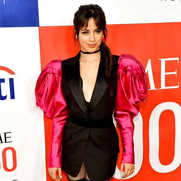 Camila Cabello, TIME 100 Next, Red Carpet