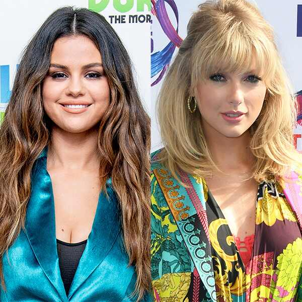 Selena Gomez, Taylor Swift