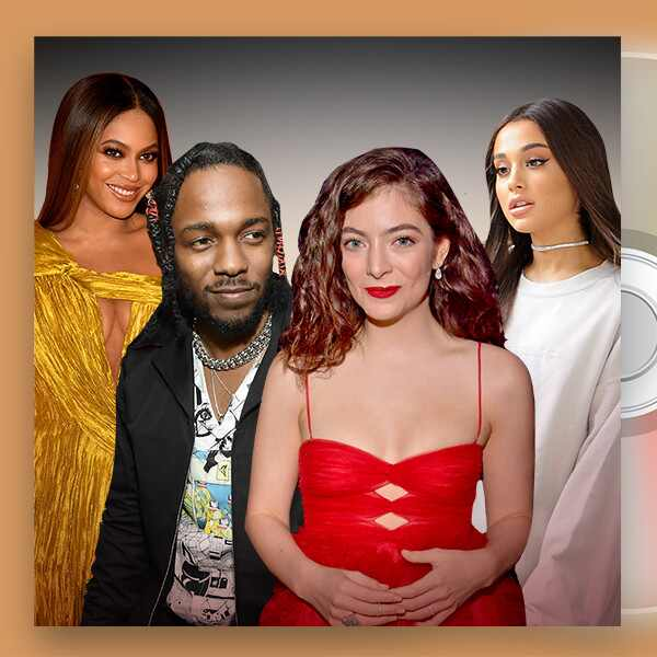 Pop Star Movie Soundtracks, Lorde, Ariana Grande, Beyonce, Kendrick Lamar