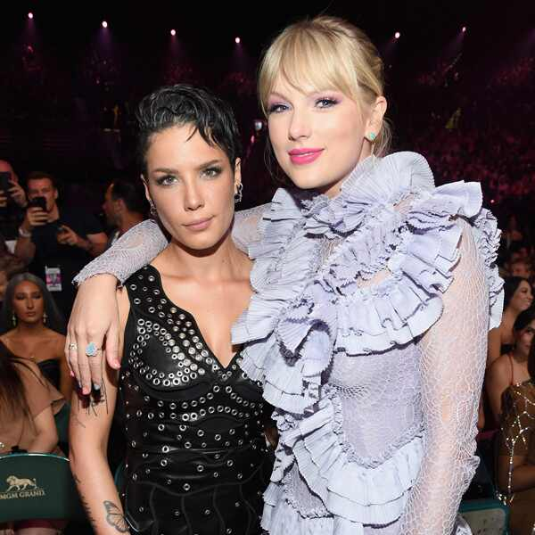 Halsey, Taylor Swift
