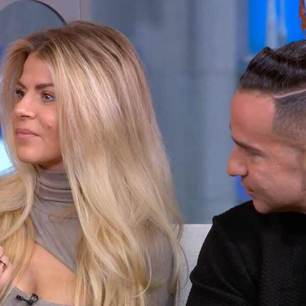 "Mike ""The Situation"" Sorrentino, Lauren Sorrention"