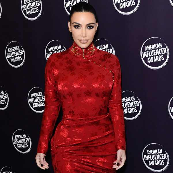 Kim Kardashian, Fashion Police Widget