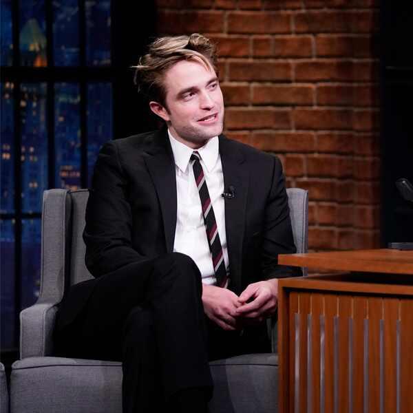 Robert Pattinson, Late Night with Seth Meyers