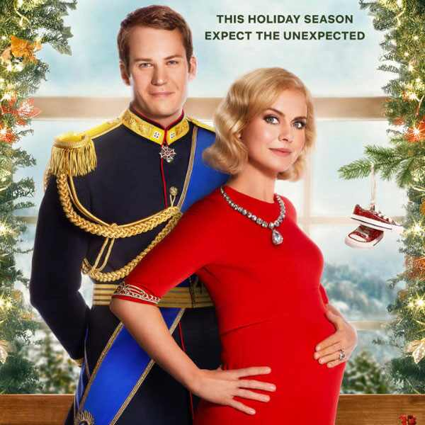 Rose McIver, Ben Lamb, A Christmas Prince: Royal Baby