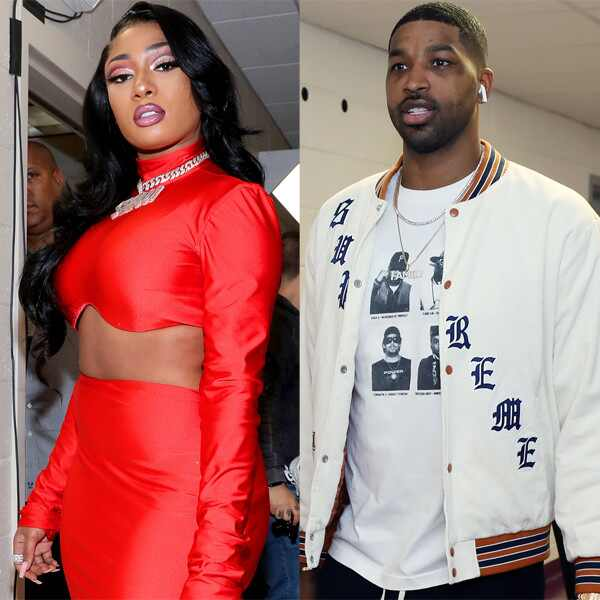 Megan Thee Stallion, Tristan Thompson