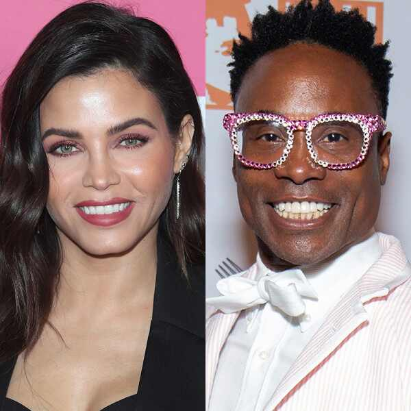 Jenna Dewan, Billy Porter