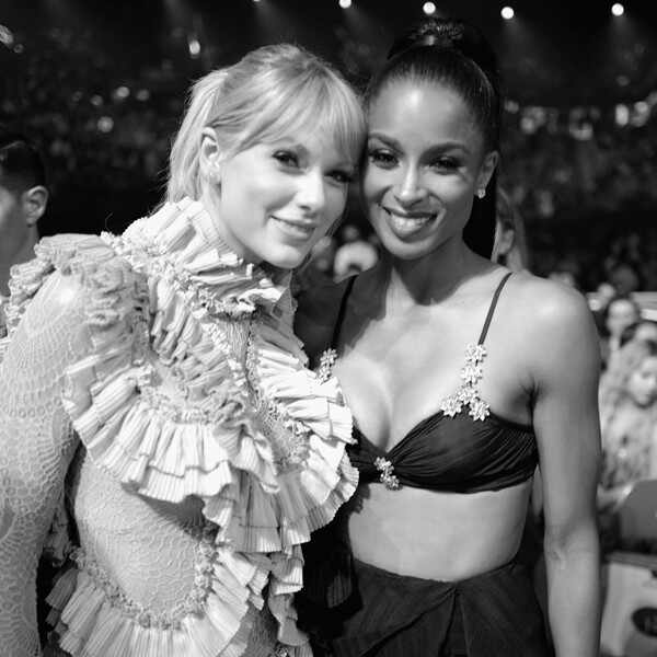 Ciara, Taylor Swift
