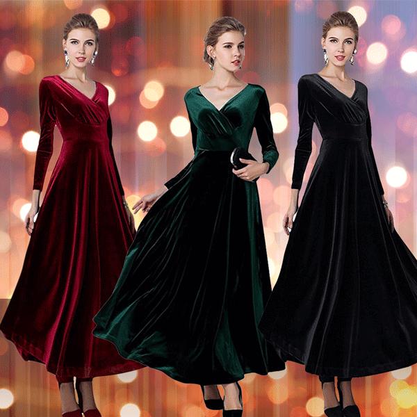 E-Comm: Amazon Velvet Dress